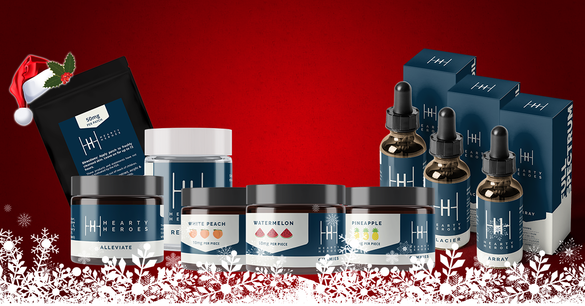 The Best CBD Products for the Holiday Season