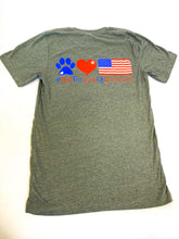 Load image into Gallery viewer, #FurTheLoveOfVeterans T-Shirt