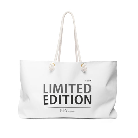 LIMITED EDITION FLY Weekender Bag