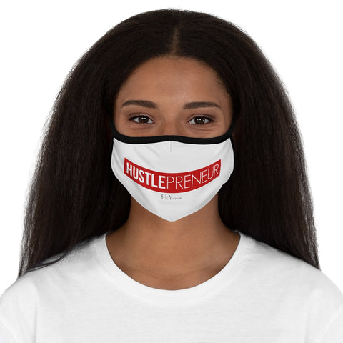 GET'N IT FLY Fitted Polyester Face Mask