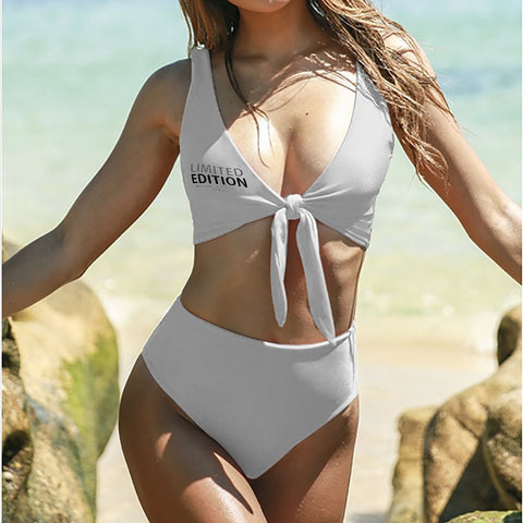 LIMITED EDITION FLY Tie Knot Two-piece Swimsuit Bikini