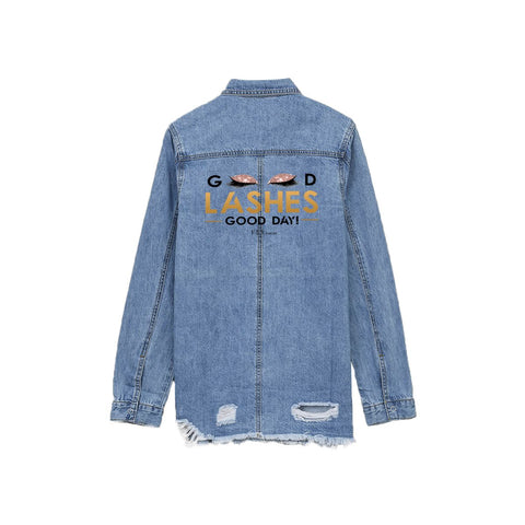GOOD DAY FLY Women's Denim Jacket