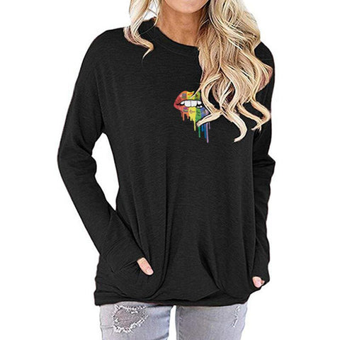 FLY FLAVA Women's Long Sleeve T-shirt