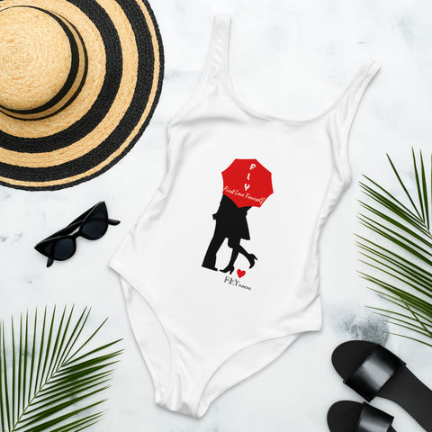 FLY LOVE One-Piece Swimsuit