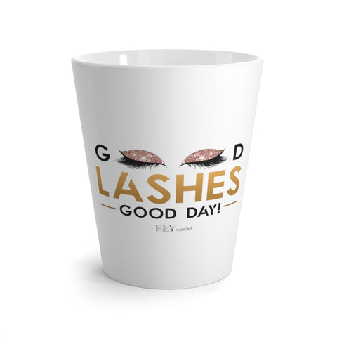 GOOD DAY FLY Latte mug