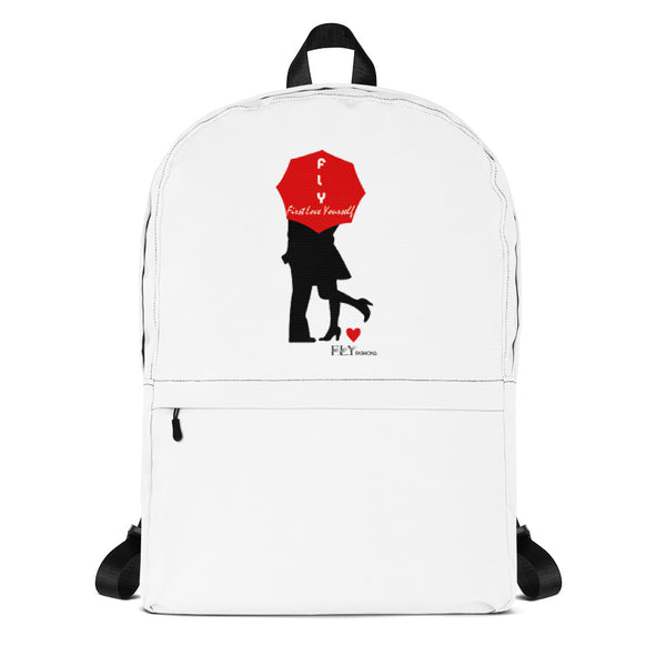 FLY LOVE Backpack - F.L.Y - First Love Yourself Fashions