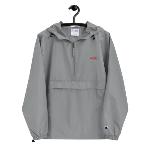 FIX IT FLY Embroidered Champion Packable Jacket