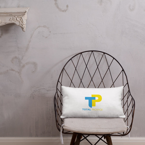 TOTAL PACKAGE FLY Pillow - F.L.Y - First Love Yourself Fashions