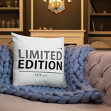 LIMITED EDITION FLY Premium Pillow - F.L.Y - First Love Yourself Fashions