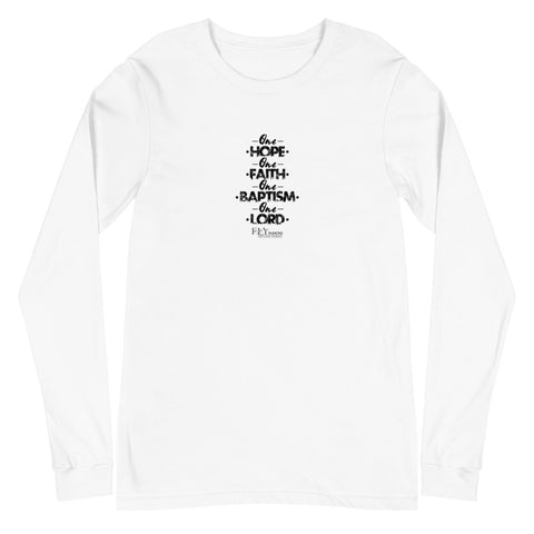 ONLY ONE FLY Unisex Long Sleeve Tee