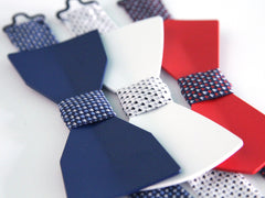 Gustave & cie brand french bowties