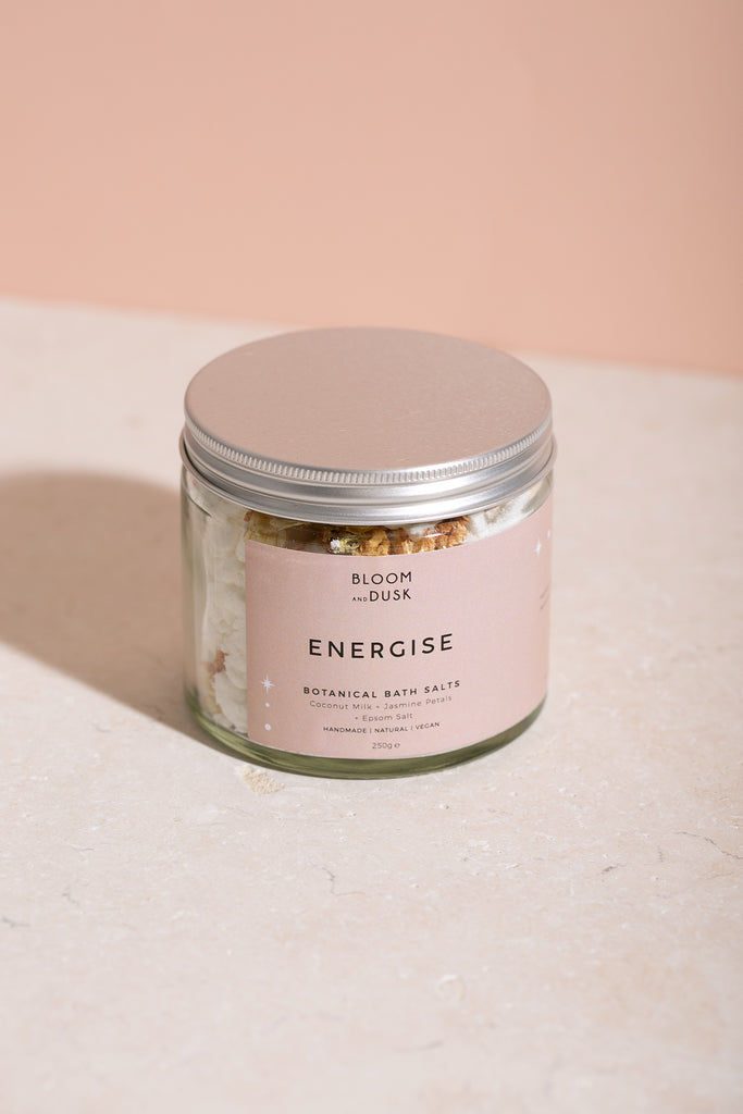 ENERGISE BOTANICAL BATH SALTS