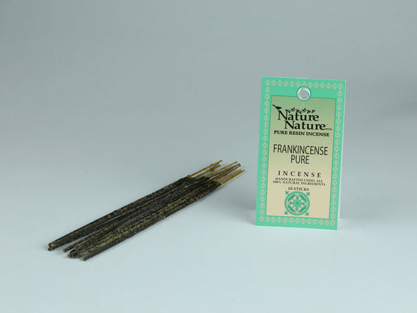 Nature Nature Pure Resin Incense (Frankincense Range)
