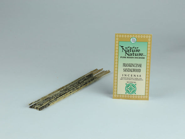 Nature Nature Pure Resin Incense (Frankincense Blends)