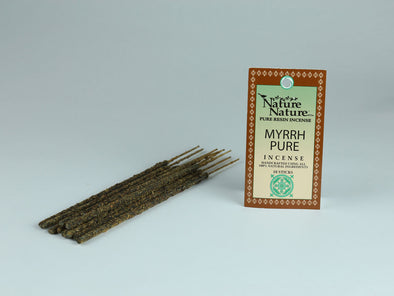 Nature Nature Myrrh Pure Incense