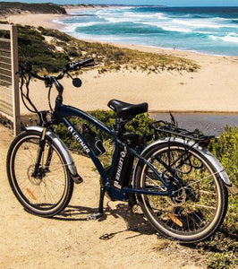 "26"" Step-Over Electric Bike 