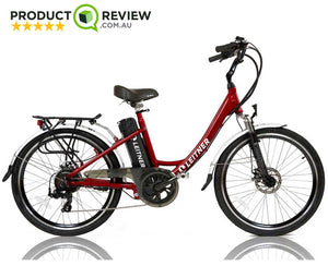 "26"" Step-Thru Electric Bike 