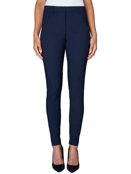 Angelie 238 Pants fra Five Units - Navy