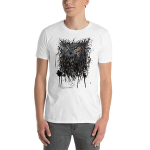 Dino Tomic - Eulen Splatter T-Shirt