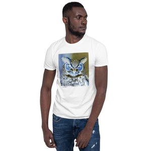 Dino Tomic - Eule T-Shirt