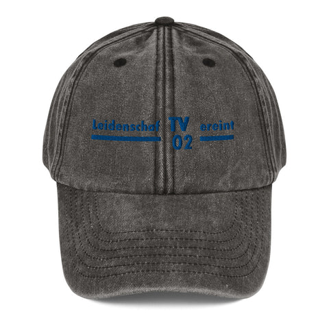 TV Siedelsbrunn vintage cap with black lettering