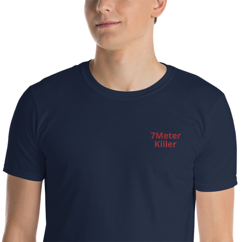 7m Killer Shirt bestickt