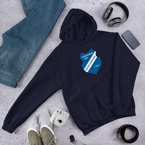TV Siedelsbrunn logo hoodie for HER & HIM