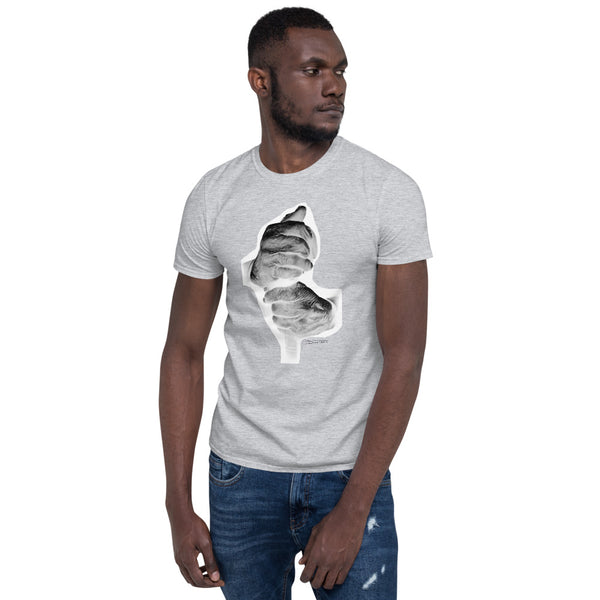 Dino Tomic - Helping Hands T-Shirt