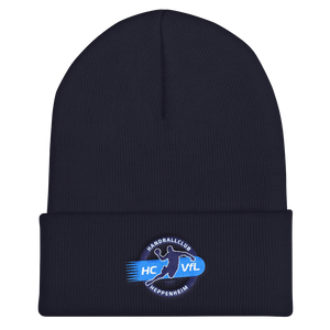 HC VfL Heppenheim logo winter hat embroidered for HER & HIM
