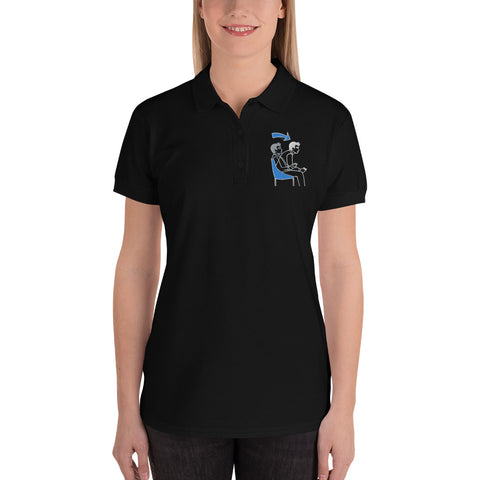 Game Mode Polo Shirt embroidered for YOU