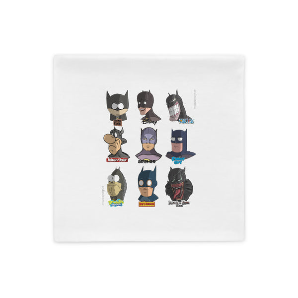 9 Batman Pillow Case