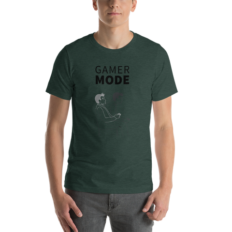 GAMER MODE T-shirt high quality for HER & HIM