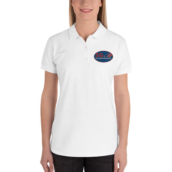 SG Crumstadt / Goddelau Polo Shirt embroidered for YOU