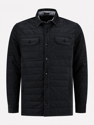 Black Able Cord Jacket by Dstrezzed
