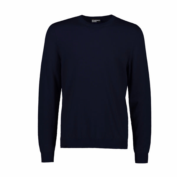 Navy Classic Crew by Standard Issue