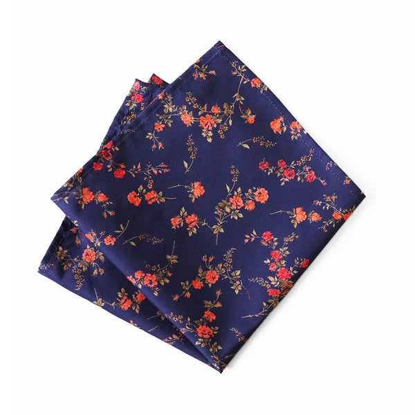 Liberty - Elizabeth Pocket Square by Parisian