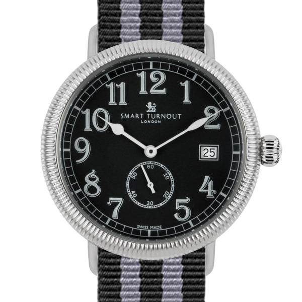Officer Watch Black NATO Edition