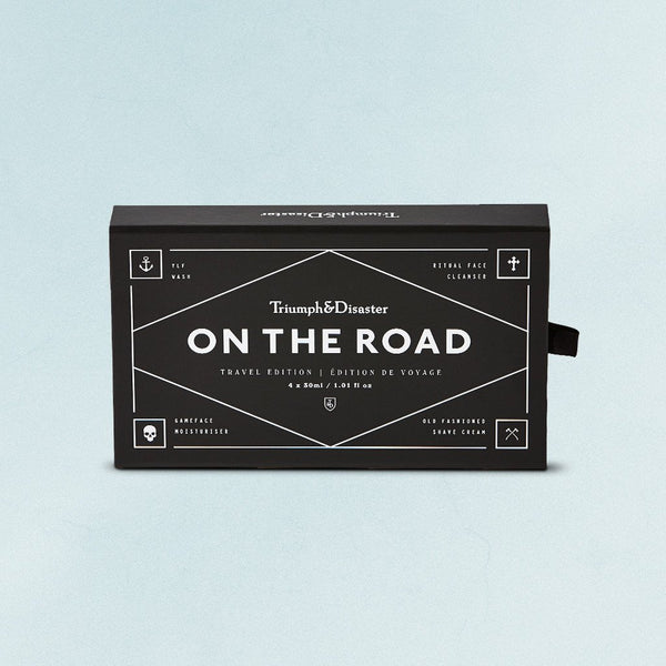 On the Road Travel Kit by Triumph & Disaster