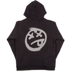 BSD Acid face Sweatshirt - Black