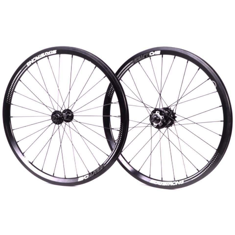 "Stay Strong Evolution 20"" x 1-1/8"" Disc Wheelset"