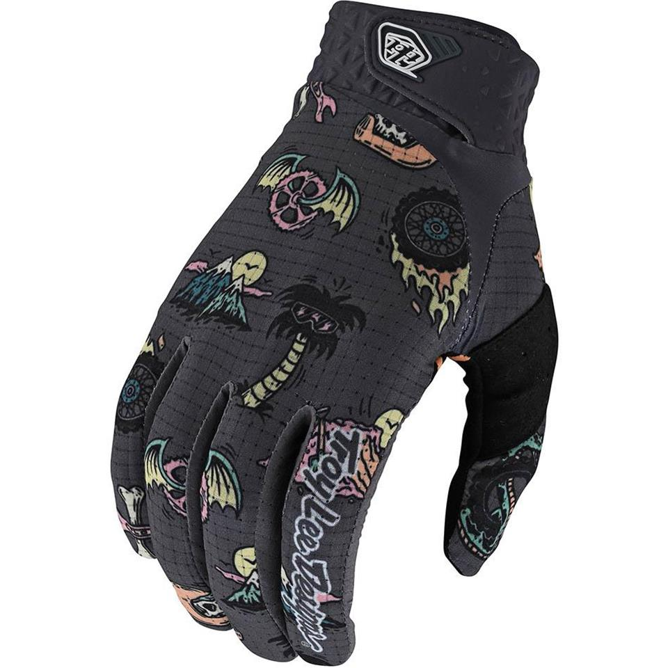 Image of Troy Lee Limited Edition Air Race Glove - Elemental Charcoal