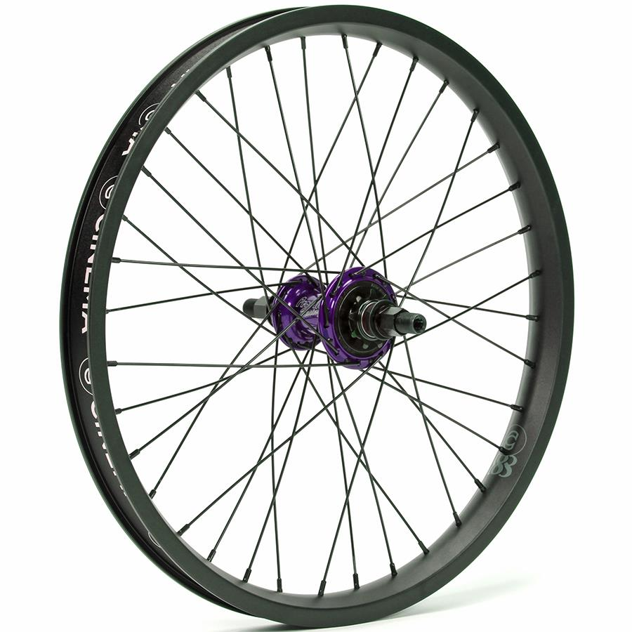 Profile Elite Male Cassette / Cinema 888 Rear Custom Wheel