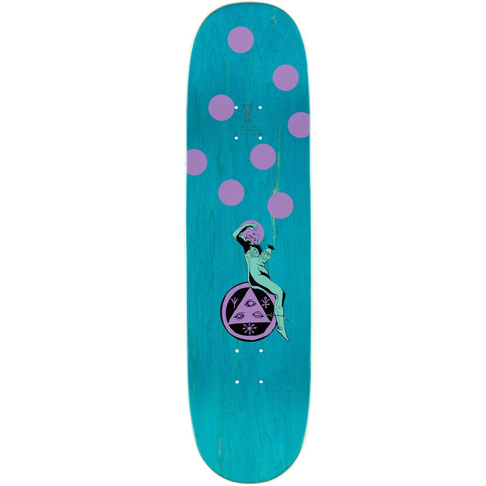 Welcome Skateboards Gorgon on Enenra