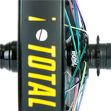Total BMX Techfire Cassette Wheel