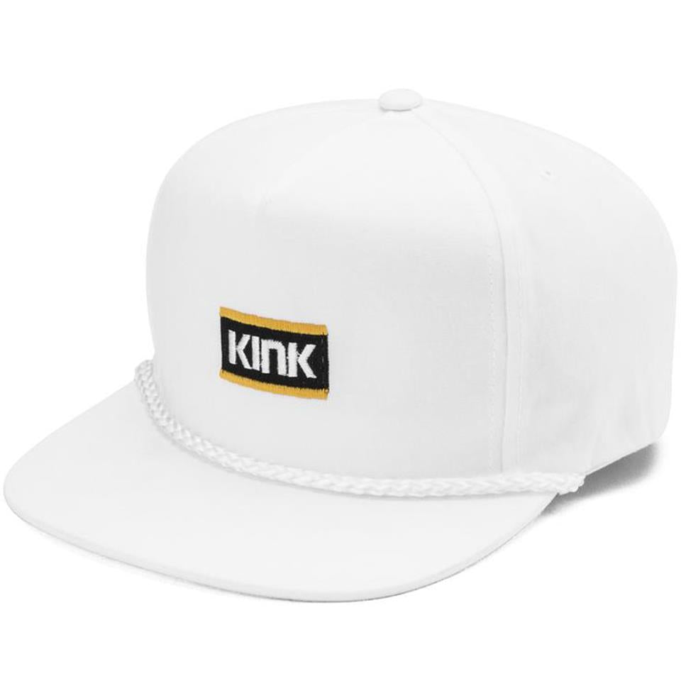 Image of Kink Export Hat - White