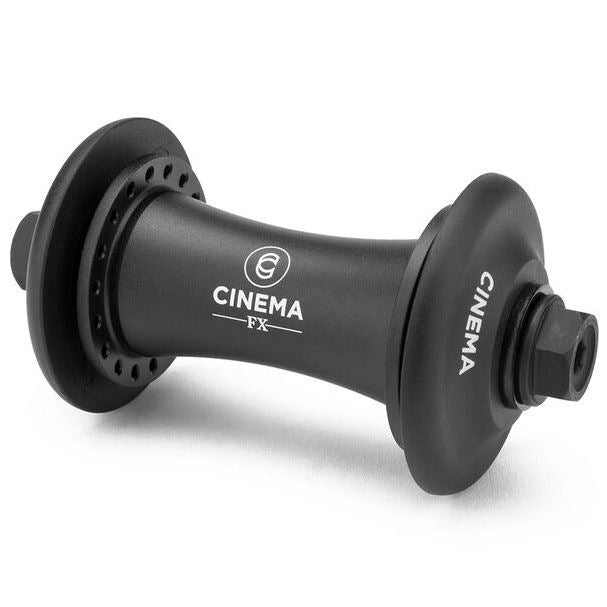 Cinema FX Front Hub Black
