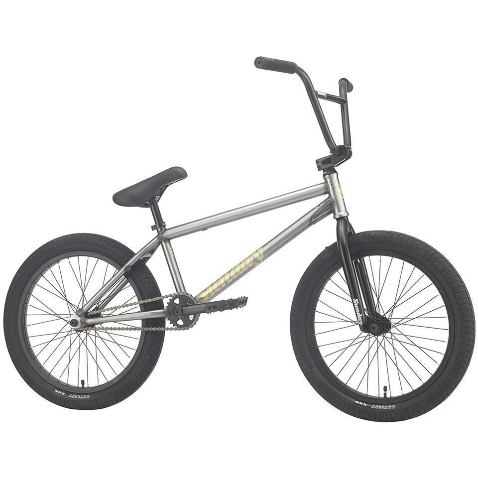 Sunday Ex Julian Arteaga Signature BMX Bike 2021