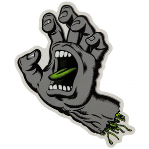 Santa Cruz Classic Screaming Hand Individual Sticker