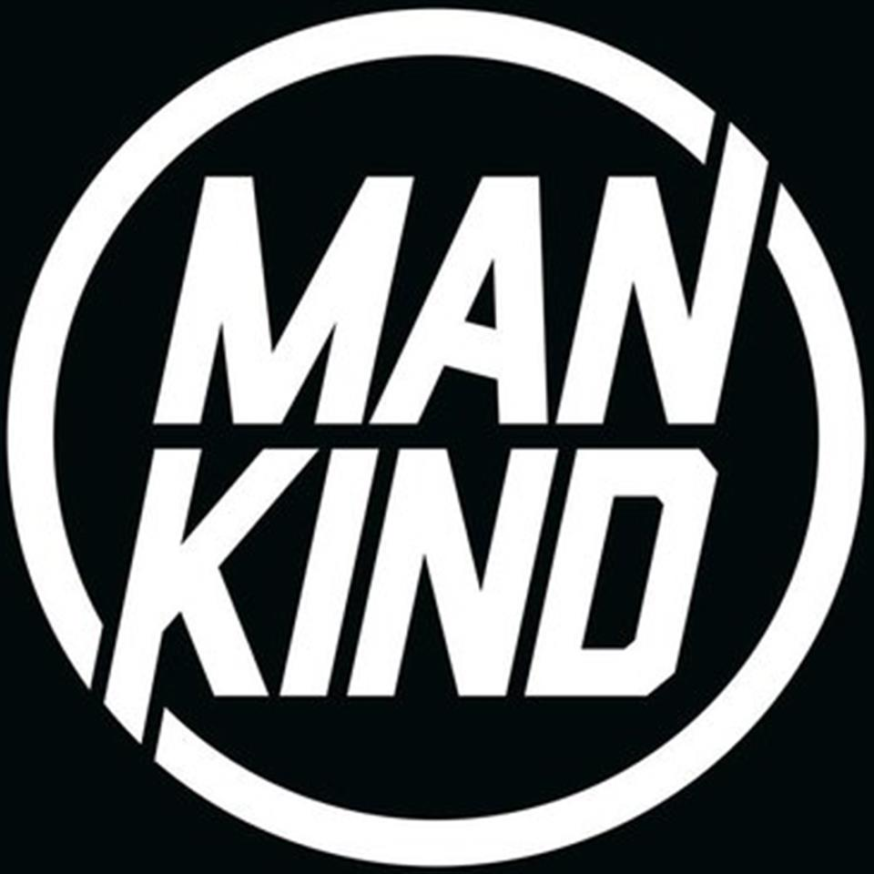 Mankind Sticker