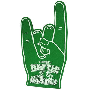 Source Battle of Hastings Foam Hand